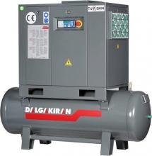 Винтовой компрессор DALGAKIRAN F 3 7,5 200