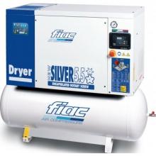 Винтовой компрессор Fiac NEW SILVER D 5,5/300 10