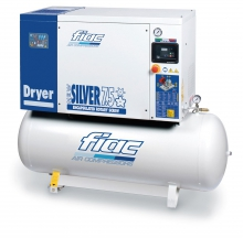 Винтовой компрессор Fiac NEW SILVER D 7,5/500 8