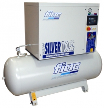 Винтовой компрессор Fiac NEW SILVER 10/300 10